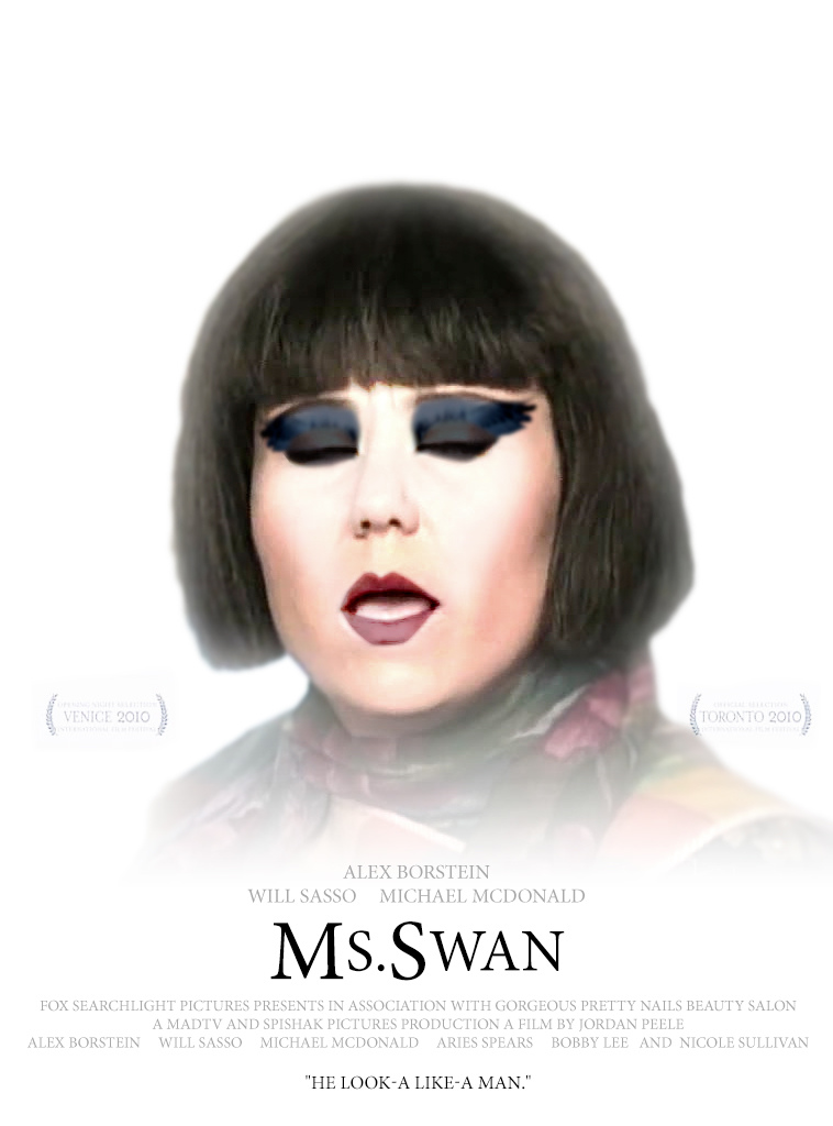ms swan madtv